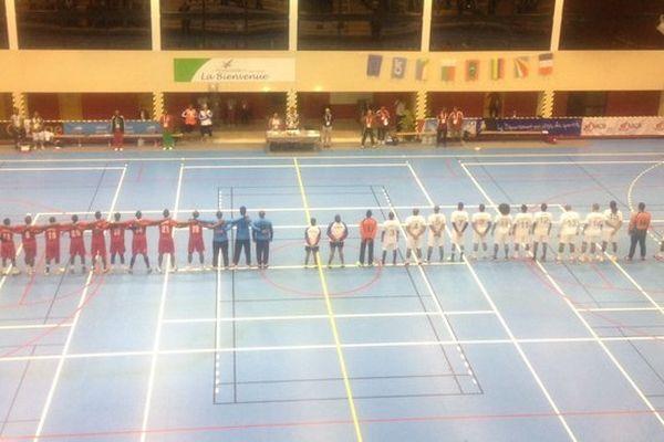 JIOI handball Madagascar vs Maurice