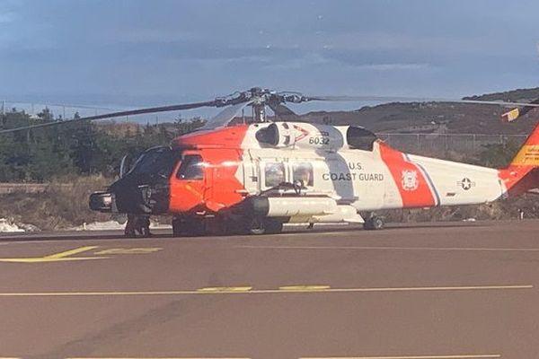 helicoptere gardes cotes