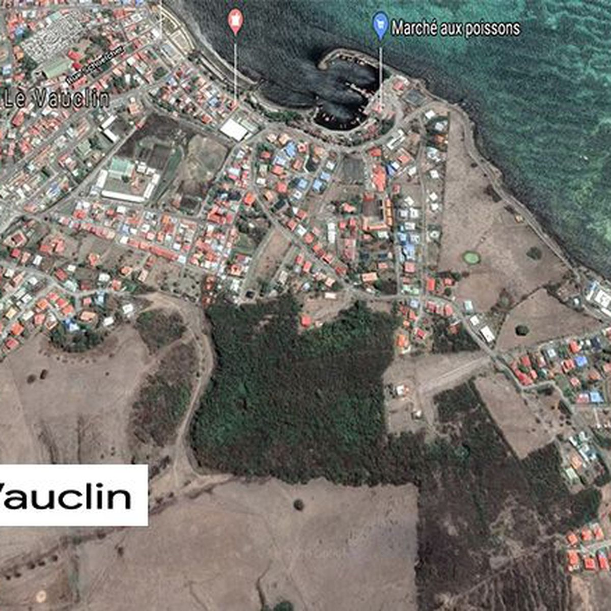 Mystère après la découverte d'un corps sans vie au Vauclin