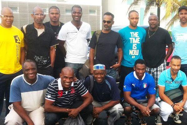 Equipe Martinique1ere