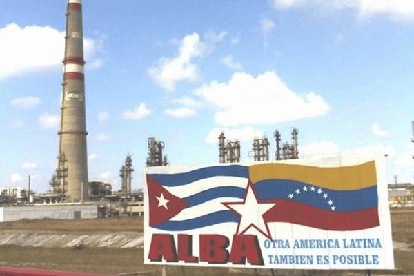 Raffinerie a cienfuegos cuba