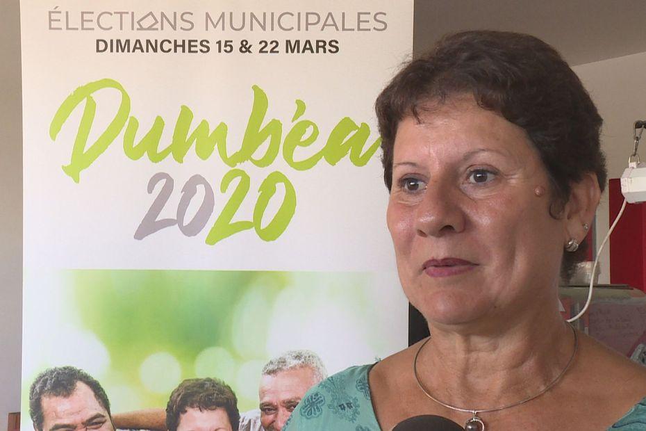 Municipales à Dumbéa : Yolande Verlaguet mène la liste Calédonie Ensemble - Nouvelle-Calédonie la 1ère