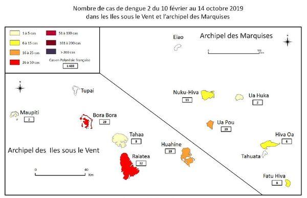 Epidémie de dengue Ilsv/Marquises