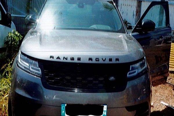 Trafic voitures de luxe