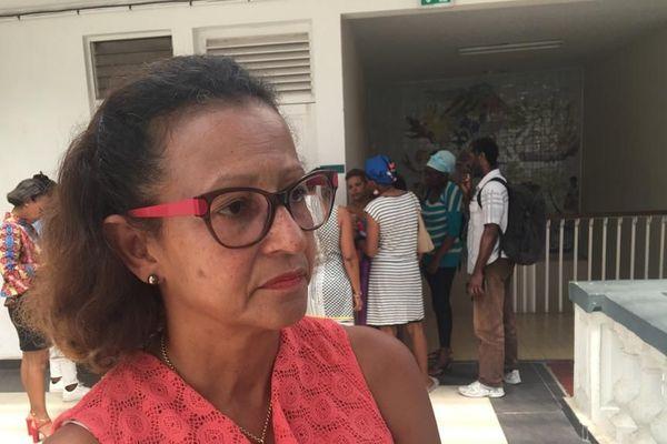 Marie-Luce Penchard Maire de Basse-Terre
