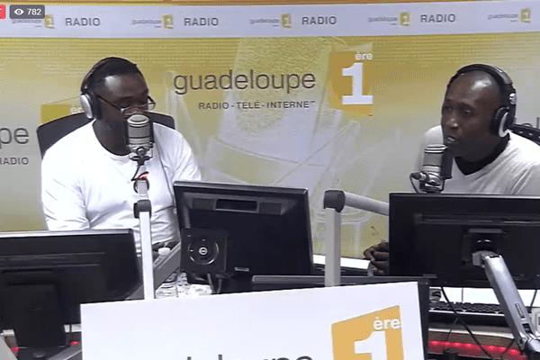 TEMOIGNAGE -  Guadeloupe 1ère radio