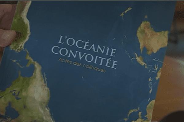 L'océanie convoitée, un ouvrage scientifique