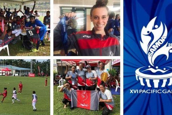 Samoa 2019, le journal des Jeux de mercredi