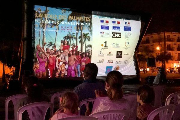 Festival La Toile des Palmistes 2020