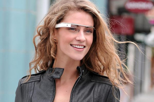 Lunettes interactives