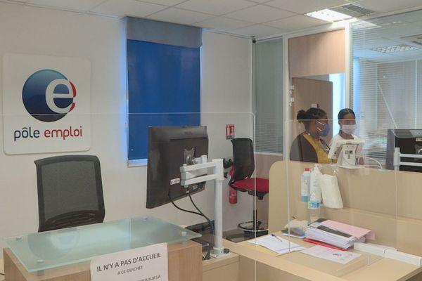 Bureau pôle emploi