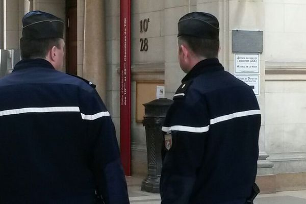 Gendarmes procès