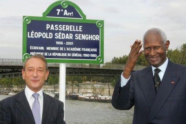 Passerelle Leopold Sedar Senghor