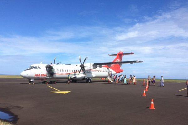 Grève à Air Tahiti : le programme des vols de mercredi
