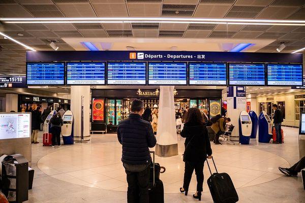 Aéroport d'Orly (image d'illustration)