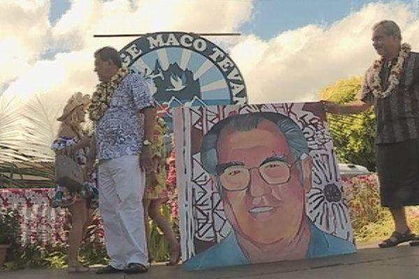 inauguration collège Maco Tevane