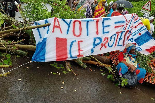 Grève générale Mayotte