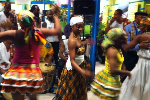 Stand de la Guadeloupe
