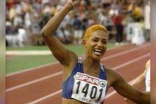 Christine Arron, recordwoman du 100 mètres
