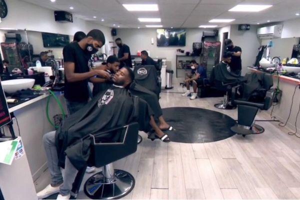 """Salon de coiffure - bénéficiaire du dispositif """"Emploi Franc"""""""