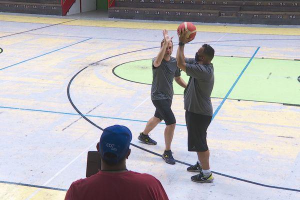 basket ball formation