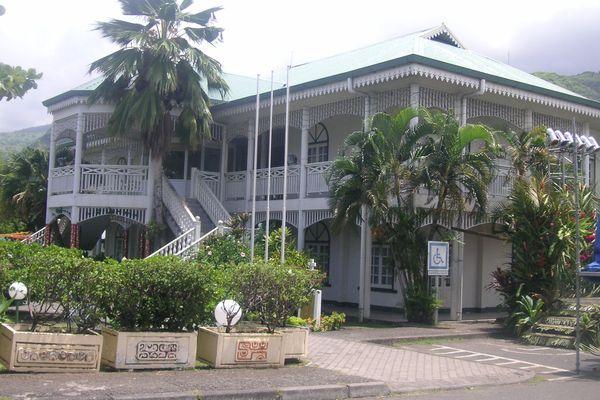 mairie paea