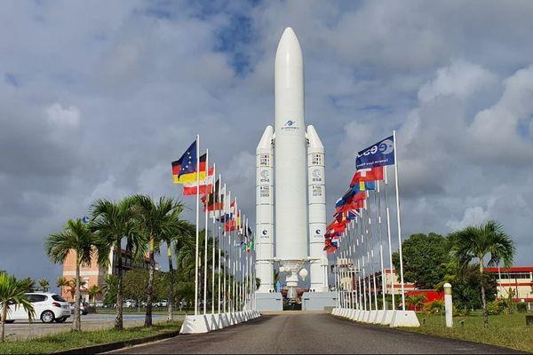 Centre Spatial Guyanais : les activités sont à l'arrêt