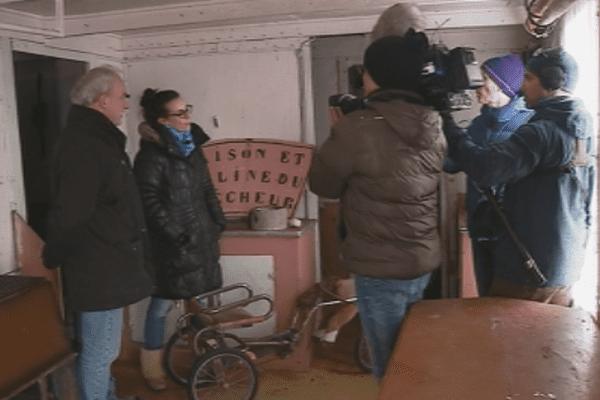 Un documentaire sur l'hiver à Saint-Pierre et Miquelon en cours de tournage