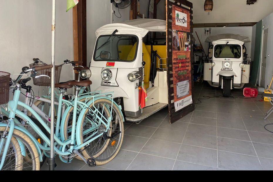 Changer pour ne pas couler, le transport touristique se redéfinit - Guadeloupe la 1ère