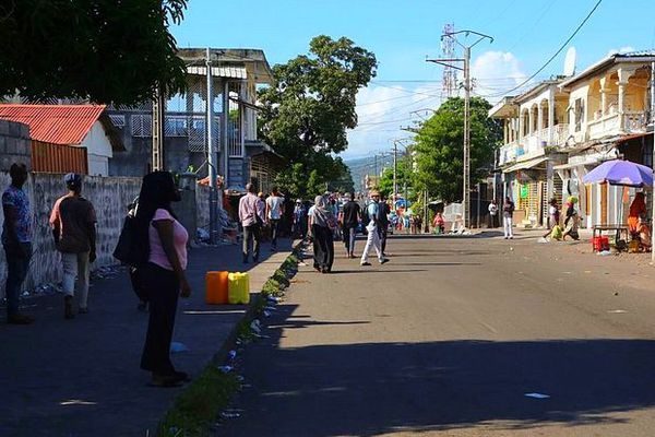 Comores rue