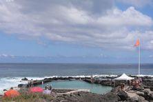 Baignade et activités nautiques interdites à Boucan Canot à cause de la houle.