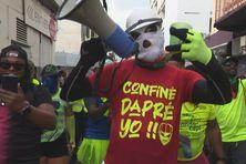 Vidé de carnaval non autorisé à Fort-de-France.
