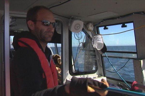 Prospection des fonds marins