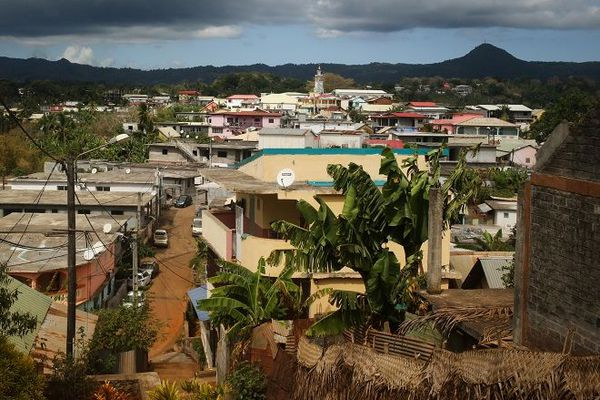 Tsingoni Mayotte