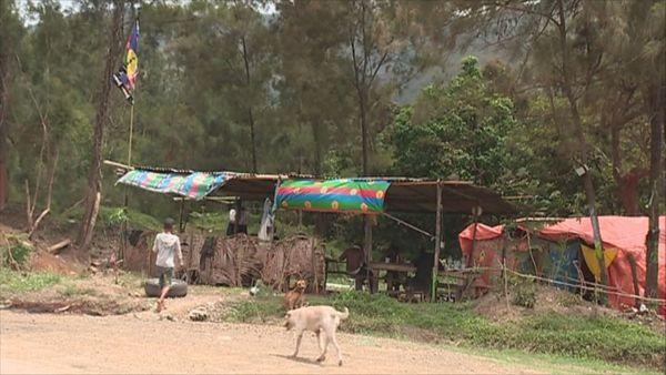 Réouverture de la mine de Kouaoua