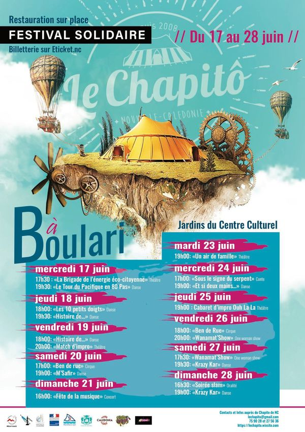 Festival solidaire
