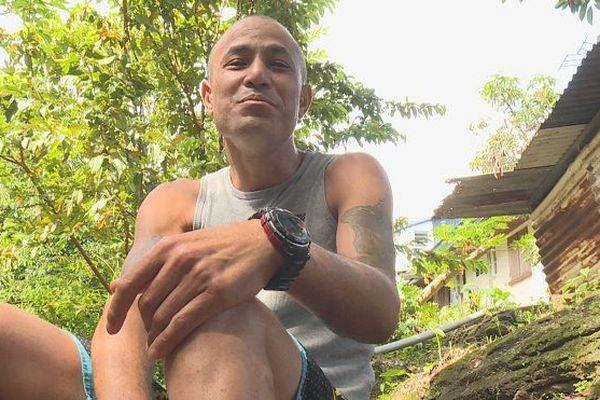 A 34 ans, Anderson Romily vit avec le diabète depuis l'âge de 9 ans.