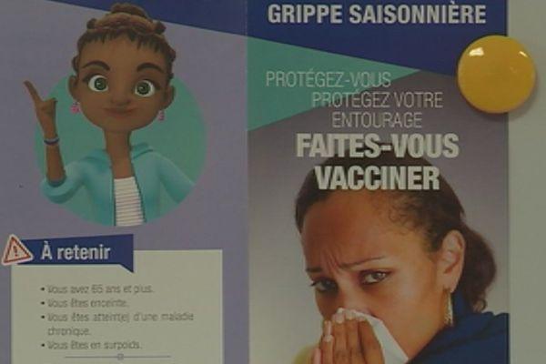 Epidémie de grippe