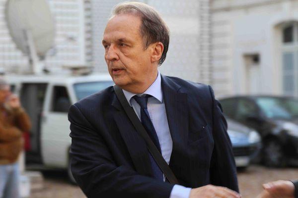Alain Christnart, l'un des deux missionnaires nommés par Manuel Valls