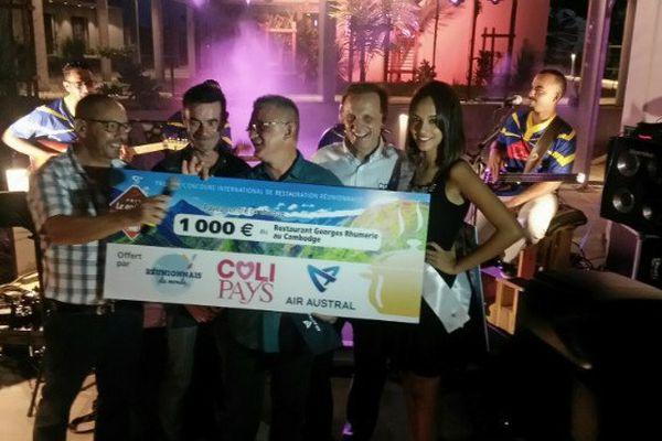 20151222 Lauréat Réunionnais du monde