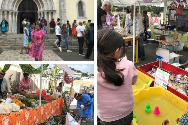 Kermesse de la cathédrale de Nouméa