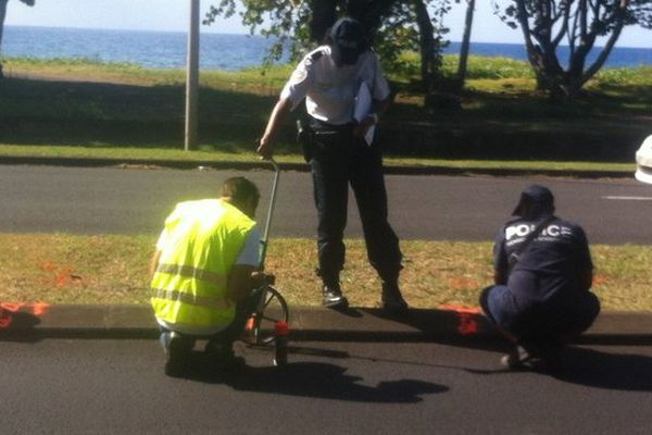 Accident Jamaïque