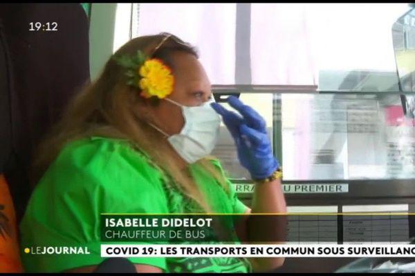 Coronavirus : mise en place de mesures préventives dans les transports en commun