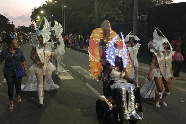Carnaval et mobilité réduite