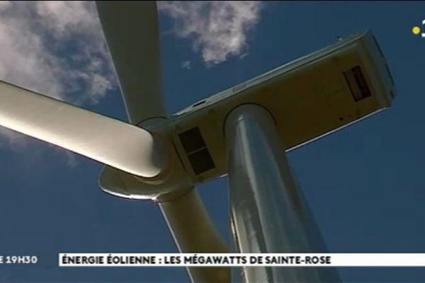 Énergie: la part de l'éolien va doubler en Guadeloupe