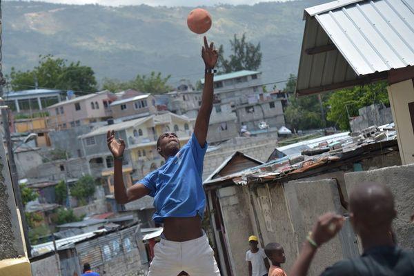 haiti basket