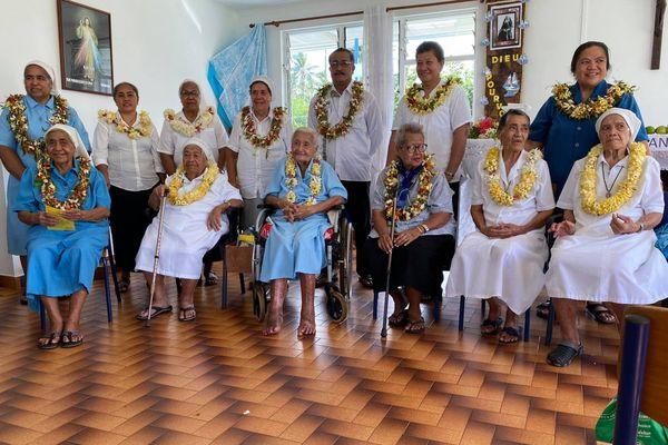 Sœurs missionnaires de la société de Marie