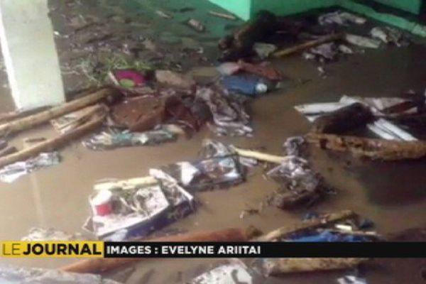 Inondations Fatu HIva