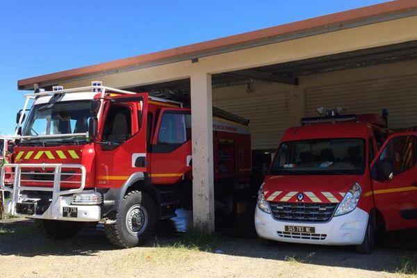 Poindimié : équipement pompier (camions)