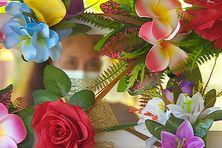 Des fleurs artificielles. Aussi belles que des vraies !